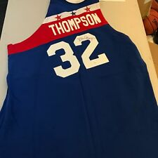 1978-79 David Thompson Signed Mitchell & Ness All Star Game Jersey JSA COA