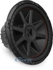 """KICKER 43CVR152 1000W 15"""" CompVR Dual 2 Ohm Car Subwoofer Car Audio Sub"""