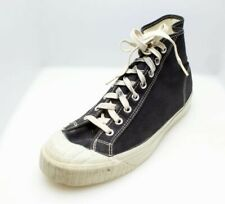 Vintage Rare 1940s Us Pro-Keds Canvas High-Top Basketball Sneakers 8 1/2 Shoe