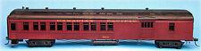 CANADIAN PACIFIC WOOD COMBINE HO Model Railroad Passenger Car Unpaintd Kit SPK71