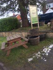Whiskey Oak Wooden Barrels