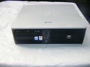 HP Compaq dc5700 SFF 1.80GHz Core2 Duo, 3GB RAM, DVD-RW, 250GB HD Windows 7