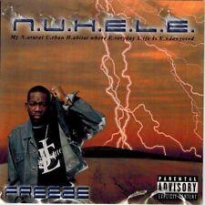 FREEZE - N.U.H.E.L.E. (CD 2002) Juan Black, MTG, Melli, Serious, Rod Mac, Scoob