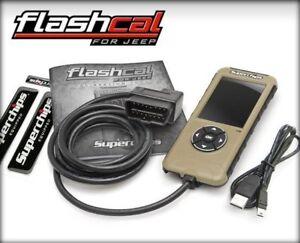 Superchips FlashCal for 2018-2019 Jeep Wrangler JL - Calibration Tool 3571-JL