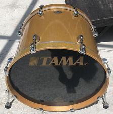 Vintage 99 Tama Drums Japan StarClassic Performer EFX Birch 16 X 22 Bass Drum #2
