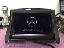 2008 ~ 2011 OEM Mercedes W204 C250 C300 C350 C63 Navigation LCD Screen Monitor