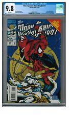 Marc Spector Moon Knight #57 (1993) Classic Platt Cover Spider-Man CGC 9.8 JZ243