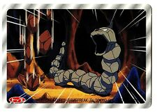 POKEMON TV TOKYO JR KIKAKU 1997 RV 3D N° 095 ONIX