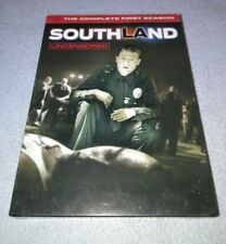 Southland: The Complete First Season - Uncensored (DVD)