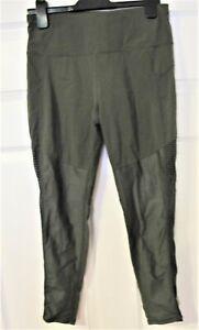 Sweaty Betty leggings dark green -size S