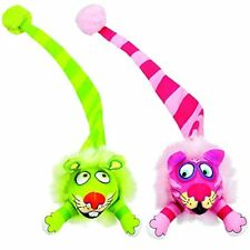 Bamboo Pet Cam650074 Fat Cat Kitty Hoots Tail Chaser Catnip Toy Multicolor, 1 pc