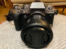 Fujifilm X-T3 Mirrorless Digital Camera, Silver with XF18-55mm F2.8-4 OIS lens