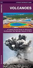 Volcanoes Hot Springs Geysers - Emergency Survival Guide Bug Out Bag Kit Book