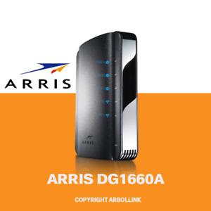 ARRIS DG1660A Wireless Cable Modem