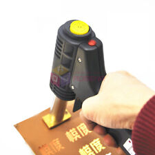 220V LOGO Branding Handheld Leather Embossing Hot Foil Stamping Machine 250/500W