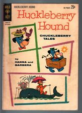 Huckleberry Hound #18 1962 - Gold Key  -VG - Comic Book
