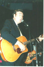 Rare Billy Walker Candid 4 X 6 Concert Photo
