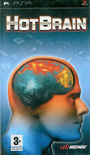 Hot Brain Sony PSP 3+ Puzzle Game