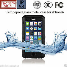 Unbranded/Generic Metallic Waterproof Mobile Phone Cases, Covers & Skins for iPhone 6