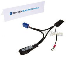 BT Bluetooth Adapter MP3 AUX CD changer 8-Pin Audi Radio Navigation System Plus