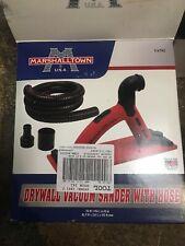 drywall vacuum sander Marshalltown Kit