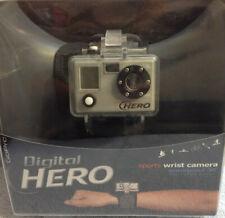 Digital Hero Go Pro Sports Wrist Camera Waterproof  New
