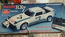 Nikko Mazda RX7 1:20 Rarität