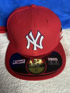 2014 New York Yankees MLB All Star Game Workout Day Cap (New) (Size 7 1/4)
