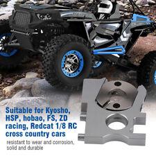 RC Car Motor Mount Holder Bracket for 1/8 Brushless Hobao Kyosho HSP FS racing