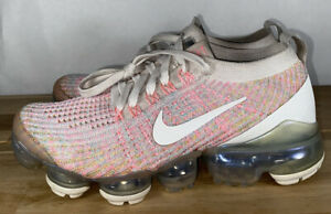 Nike Air VaporMax Flyknit 3 Sunset Pulse Pink 2019 (AJ6910-008) Women's Size 7