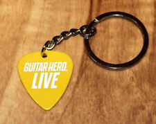Guitar Hero Live Very Rare Keychain / Key ring PS3 PS4 Xbox 360 Xbox One Wii
