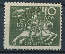 [34480] Sweden 1924 UPU Good stamp Very Fine MH