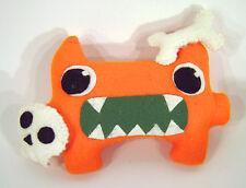 Monster Billy Bone Kuschel Knochen Kannibale Spielzeug Puppe Kind Geschenk Deko