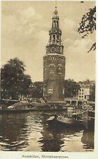 CPA-Carte postale- Pays-Bas - Amsterdam - Montelbaanstoren - S20