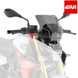 Fairing Tinted GIVI 5139S Specific For BMW F900 R (From 2020) Windscreen,