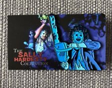 The Texas Chainsaw Massacre Soft Enamel Pin - Blue - The Sally H Collection