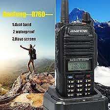 BF-R760 Baofeng Waterproof Two Way Radio Portable Walkie Talkie