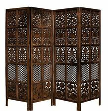 wood screens and room dividers | ebay