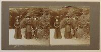 Francia Modalità snapshot Foto Stereo Amateur P49p1n1 Vintage Citrato