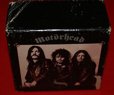 The Best of Motorhead All the Aces/The Muggers Tapes [Box] by Motörhead 6 CD Set
