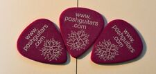 3x Tortex 1.14mm Plectrums - Guitar Case Essentials