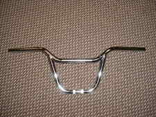 FREE STYLE BICYCLE HANDLE BARS FIT BMX OTHERS CHROME NEVER USED
