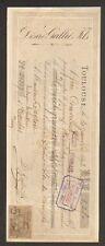 """TOULOUSE (31) MATERIEL pour HORLOGER """"Désiré GALLIE Fils"""" en 1893"""