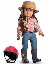 American Girl Saige's Parade Outfit + Hat & Helmet NIB No Doll Isabelle McKenna