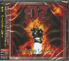 OZ-BURNING LEATHER-JAPAN CD BONUS TRACK F75