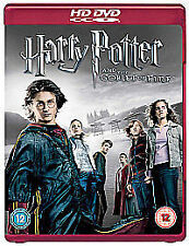 HARRY POTTER AND THE GOBLET OF FIRE HD DVD