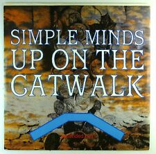 "12"" MAXI-SIMPLE MINDS-up on the catwalk (Extended Mix) - m762"