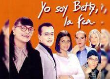 YO SOY BETTY LA FEA Y ECOMODA,Completa 38 DVDS)AÑO 1999,Telenovela colombiana
