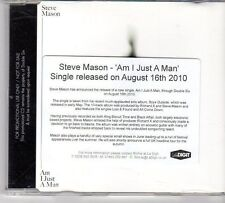 (EX279) Steve Mason, Am I Just A Man - 2010 DJ CD