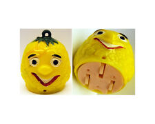 1960's Rolling Fruit Pineapple 10 Cent Gumball Prize Toy